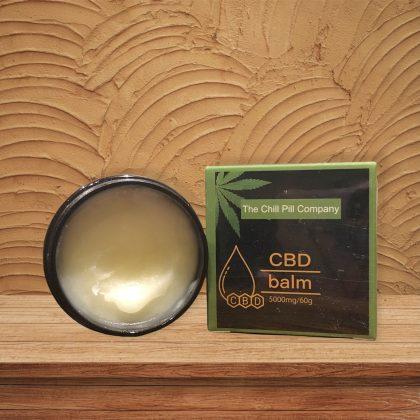CBD Balm - 5000 mg -60g Jar
